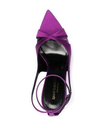 Saint Laurent Instinct 110 Sandals - Farfetch