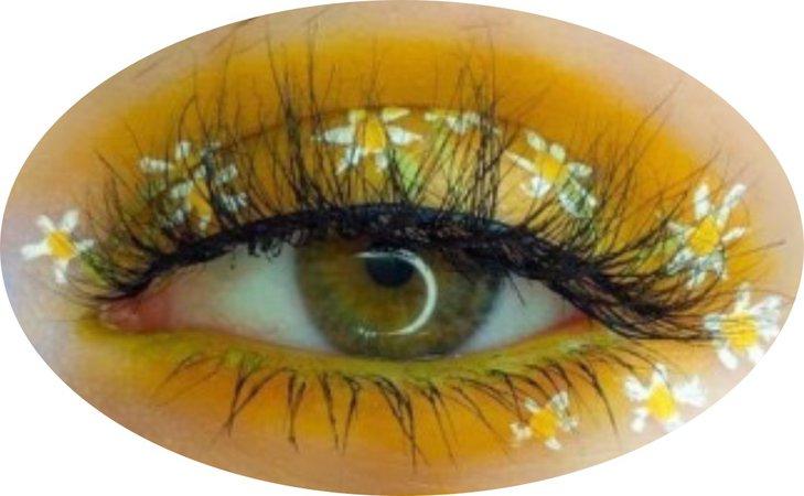 Daisy Eye Make-up