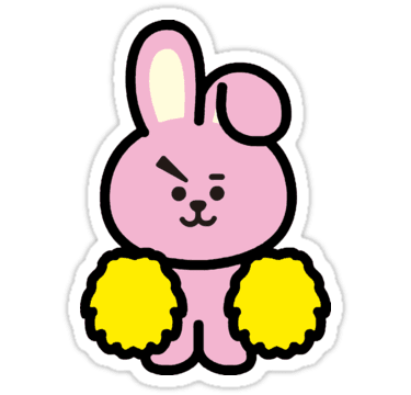 cooky sticker