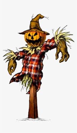 scarecrow no background real - Google Search