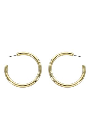 Panacea Tube Hoop Earrings | Nordstrom
