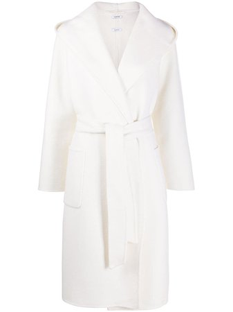 P.A.R.O.S.H. Leak midi coat with Express Delivery