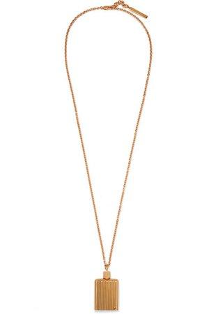 Victoria Beckham   Gold-tone necklace   NET-A-PORTER.COM
