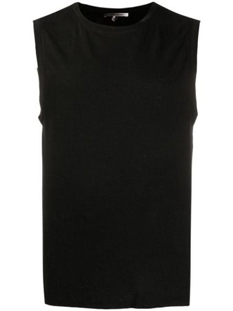 Isabel Marant Sleeveless Linen Vest - Farfetch