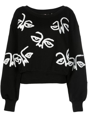 Haculla Graphic-Print Sweatshirt | Farfetch.com