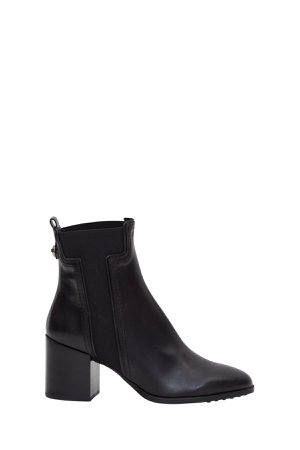 Tods Booties With T Shaped Elastic