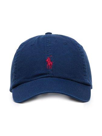 Polo Ralph Lauren Classic Sport logo-embroidered Cap - Farfetch