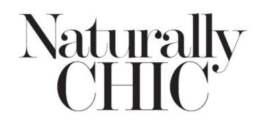 naturally chic text