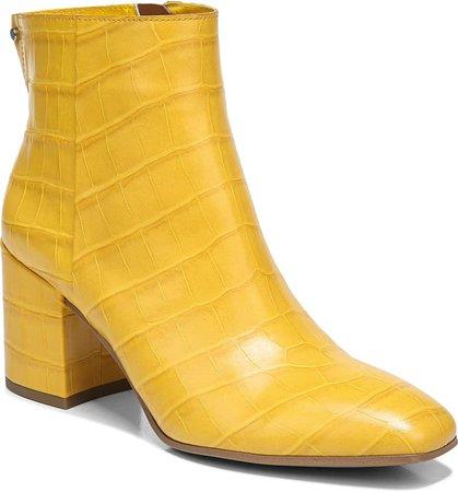 Franco Sarto Tina 2 Block Heel Boot (Women)   Nordstrom