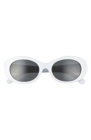 BP. Retro Oval Sunglasses   Nordstrom