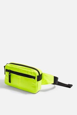 Berlin Neon Bumbag - Bags & Purses - Bags & Accessories - Topshop