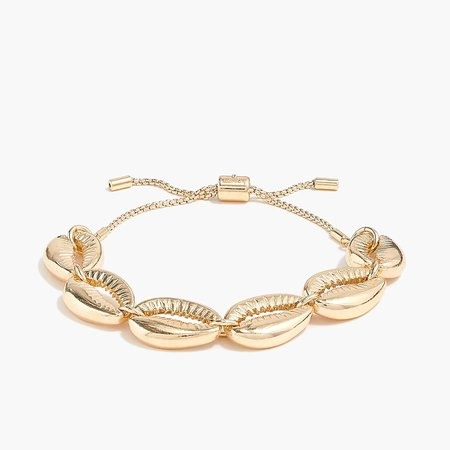 J.Crew Factory: Shell Bracelet For Women