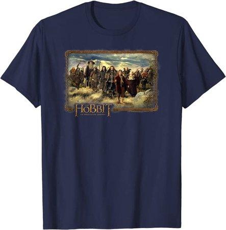 Amazon.com: Hobbit & Company T-Shirt: Clothing