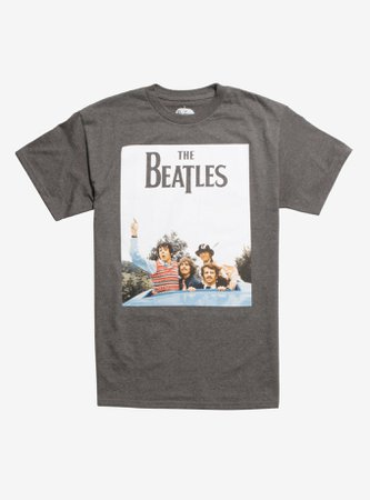 The Beatles Magical Mystery Tour T-Shirt