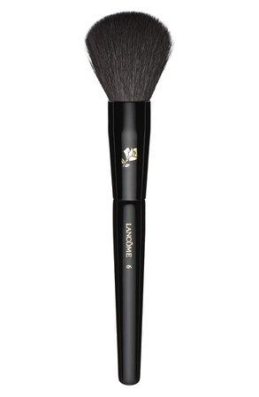 Lancôme #6 Natural Bristled Blush Brush | Nordstrom