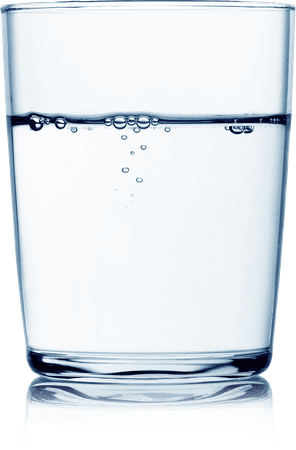 Download Free png Water glass