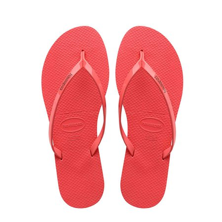 You Metallic Sandal Coral New | Havaianas