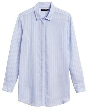 Parker Tunic-Fit TENCELTM Shirt