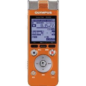 Olympus Linear PCM IC recorder (orange) Voice-Trek (Digital Voice Recorder) DS-850-ORG !! - rakgeenool