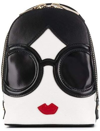 Alice+Olivia Staceface mini backpack