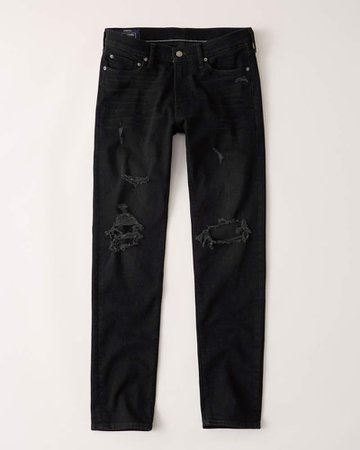 Men's Ripped Skinny Jeans | Men's Clearance | Abercrombie.com