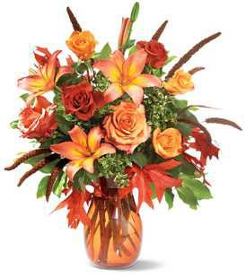 Flower Shop - Thanksgiving
