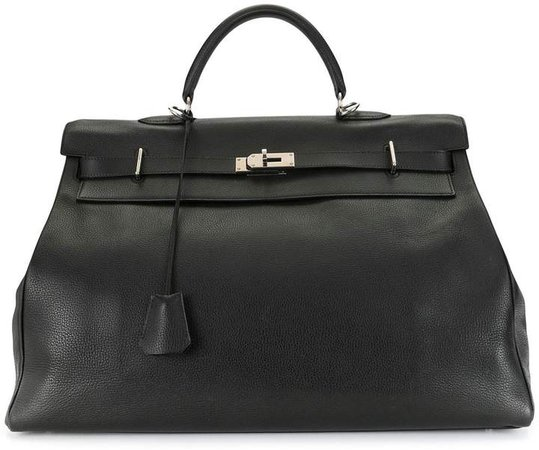 pre-owned Kelly Retourne 50 tote