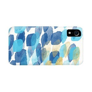 Summer Surf- Abstract Painting IPhone XR Case for Sale by Linda Woods