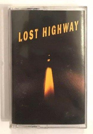 Lost Highway Soundtrack Tape 1996 Nine Inch Nails David Bowie Smashing Pumpkins | eBay