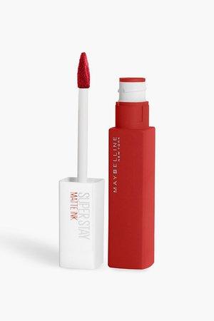 Maybelline Superstay Liquid Lip 150 Dancer Makeup  Boohoo