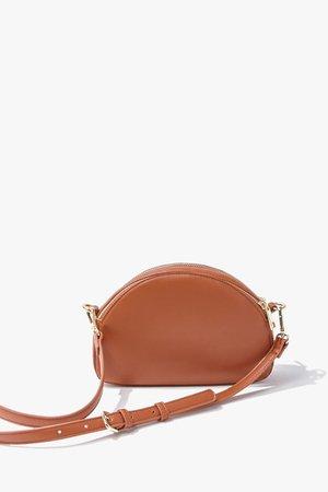 Zip-Up Crossbody Bag | Forever 21