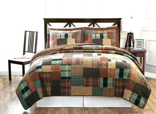 mens-bed-comforters-bedding-sets-for-men-manly-masculine-comforter-large-size-of-design-bedroom.jpg (959×704)