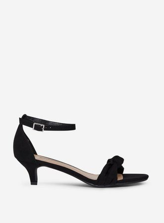 Black 'Sunshine' Sandals | Dorothy Perkins