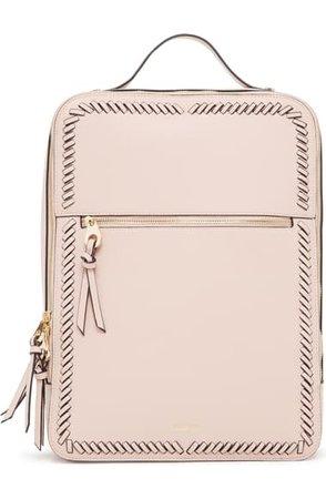 Calpak Kaya Faux Leather Laptop Backpack | Nordstrom