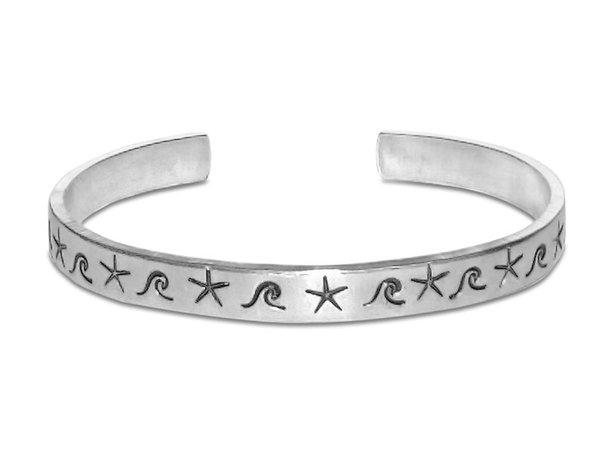 ocean bracelet cuff - Google Search