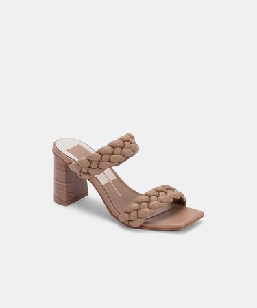 PAILY HEELS IN CAFE STELLA – Dolce Vita