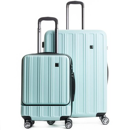 Wandr - Mint - 2-Piece Luggage Set | CALPAK Travel