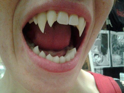 sharp teeth - Google Search