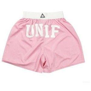 Unif Eyelet Hot Shorts