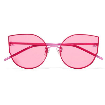 Pink Cat Sunglasses