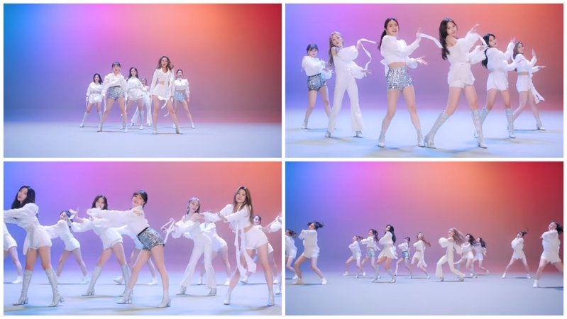 STYLE 'Yes My Love' Dance Performance MV
