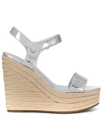 Kendall+Kylie KK Grand wedge sandals - FARFETCH