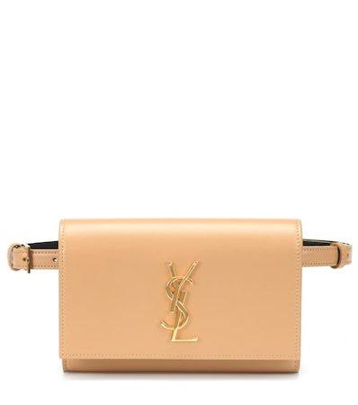 Kate leather belt bag