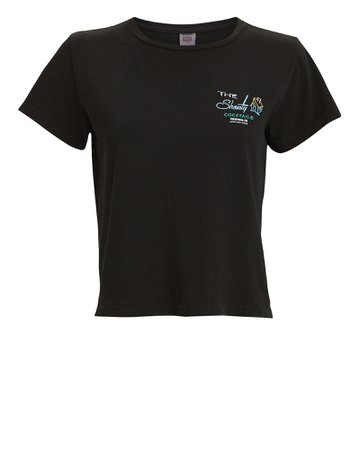 RE/DONE The Shanty Classic T-Shirt | INTERMIX®