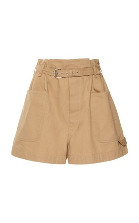 Ike Cotton Shorts by Isabel Marant | Moda Operandi