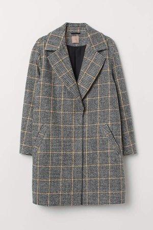 H&M+ Felted Coat - Beige