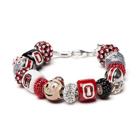 ohio state buckeyes necklace - Google Search