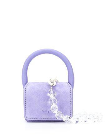 Belysa Logo Debossed Mini Bag - Farfetch