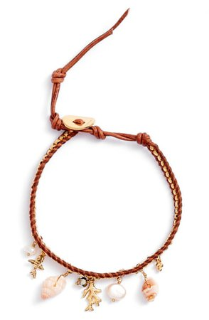 Chan Luu Beach Charm Bracelet | Nordstrom