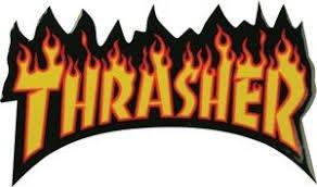 thrasher sticker - Google Search